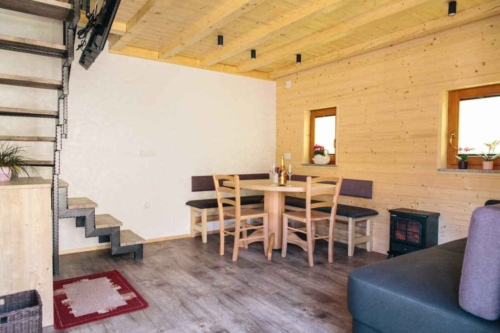 Lodge Jereka - Rozmans lodges