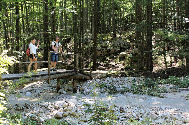 Logar vallei duurzaam Slovenie