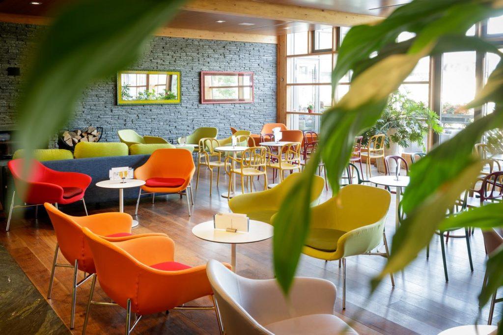 Lounge Bohinj eco hotel