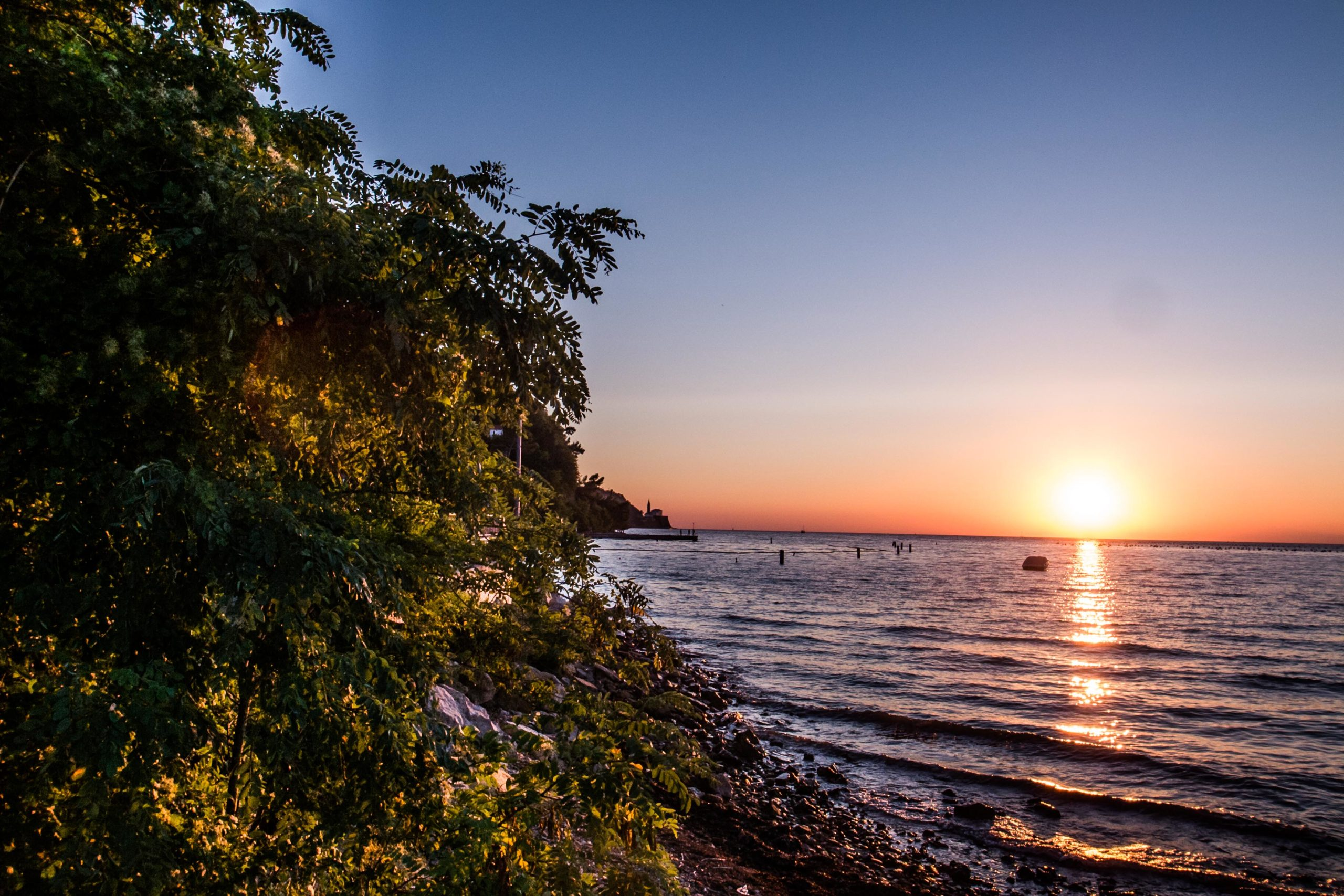 Strunjan strandvakantie slovenie