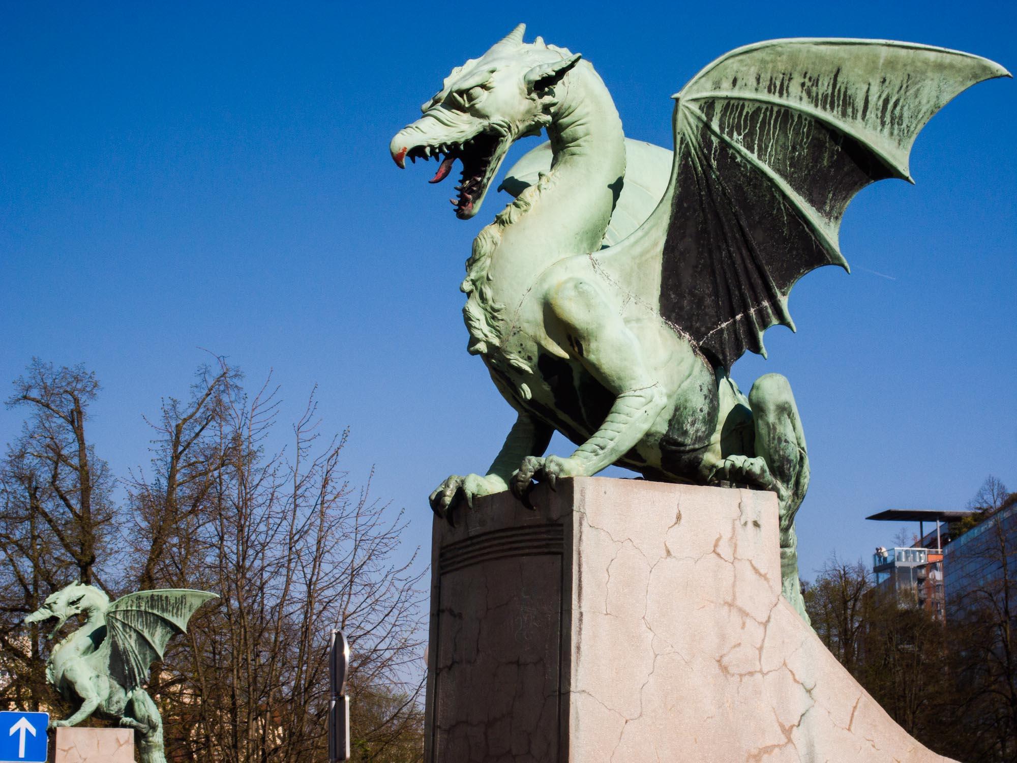 ljublljana drakenbrug draken