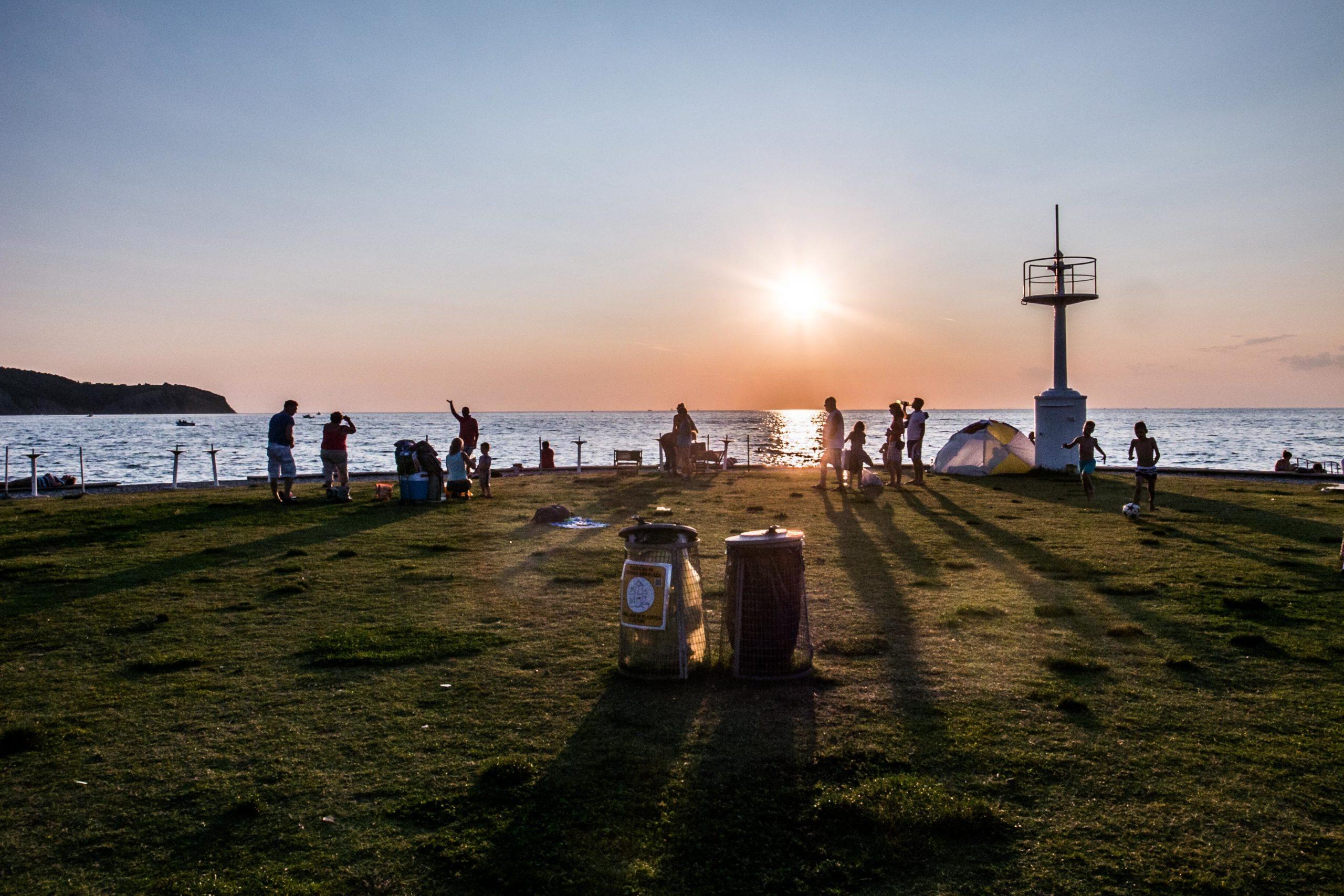 strand vakantie slovenie