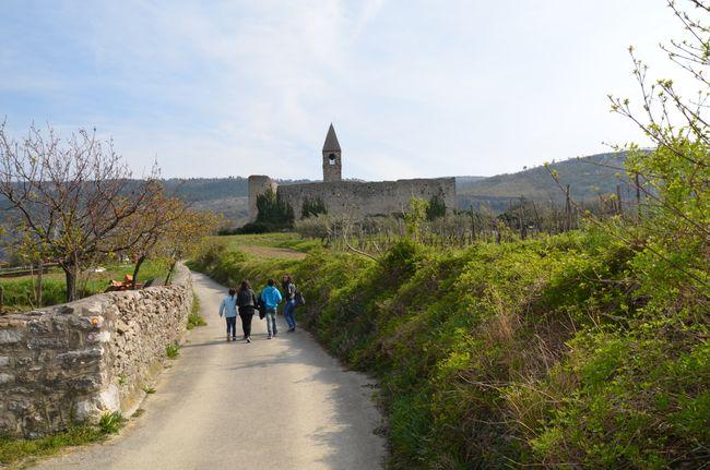 herfst familievakantie Sloveense Istrie