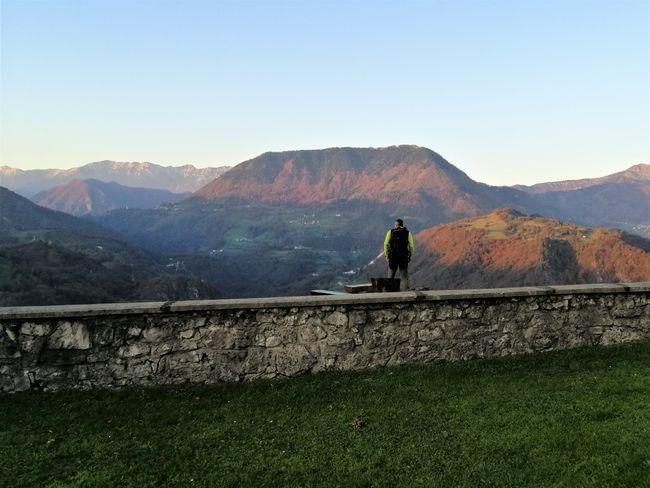 bergen herfstvakantie Slovenie