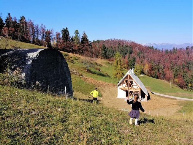 herfstvakantie Slovenie kind