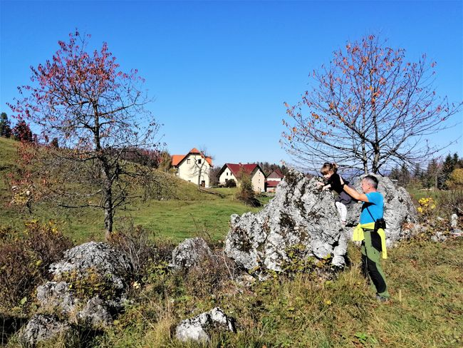 herfstvakantie Slovenie platteland