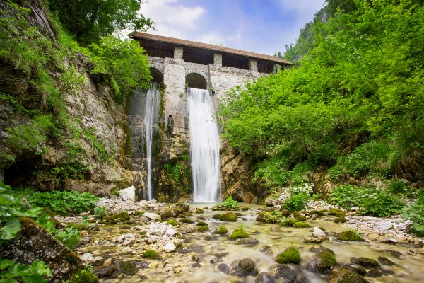 Klavze Geopark Idrija