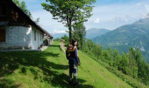 wandelen met kinderen in Slovenie