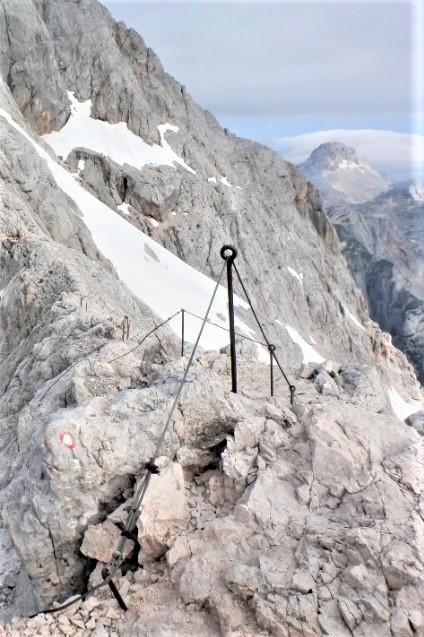 Klettersteig Slovenië hiken