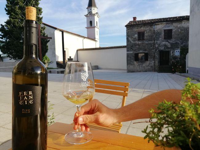 wijnbars in Slovenie