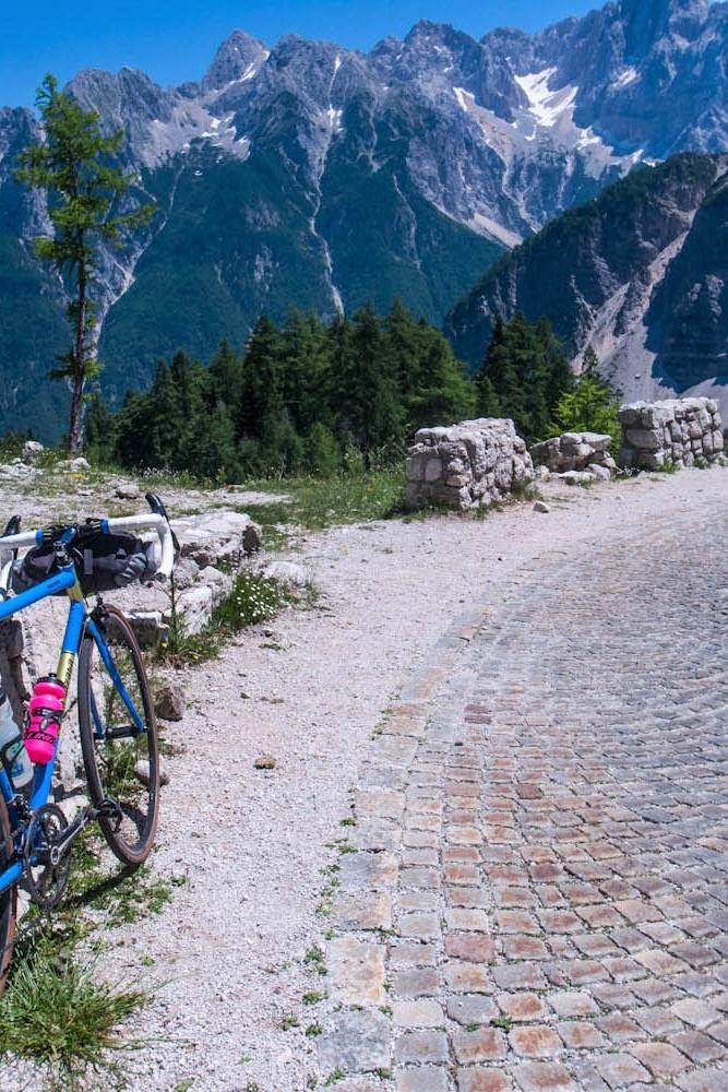 uitdagende fietsvakantie Slovenie