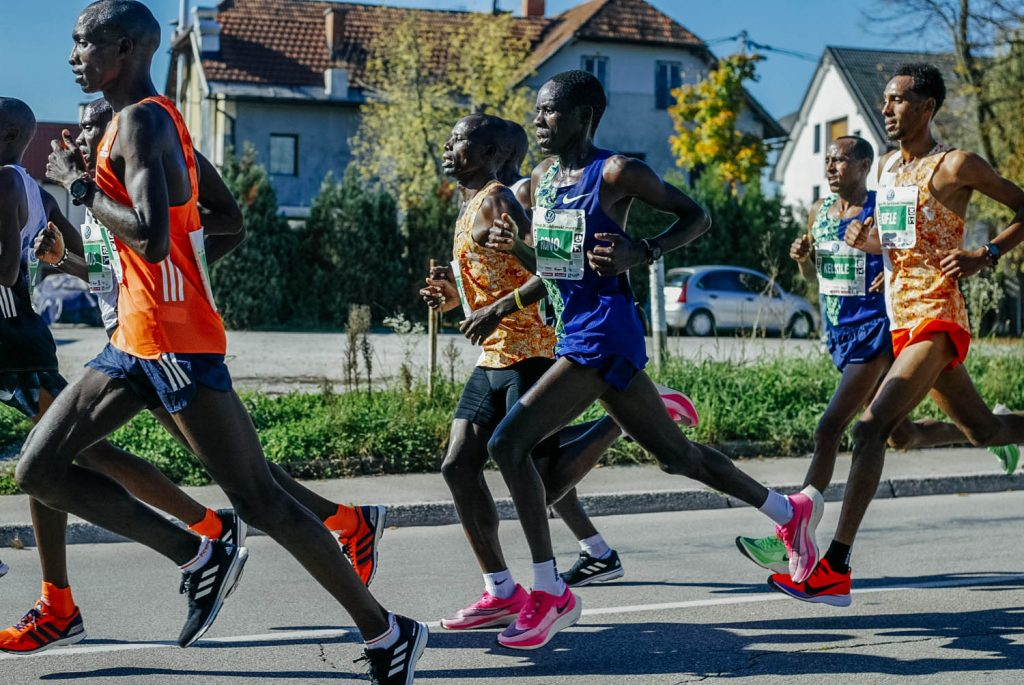 marathon ljubljana stadsmarathon