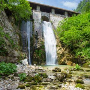 Unesco bestemming Slovenie Idrija Klavze