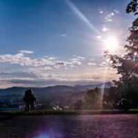 Ljubljana is geliefd bij geliefden. Bron Mark Koghee