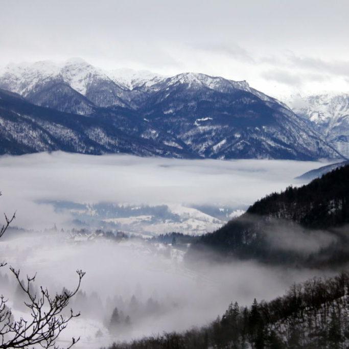 bohinj meer, uitzicht, bron MijnSlovenie