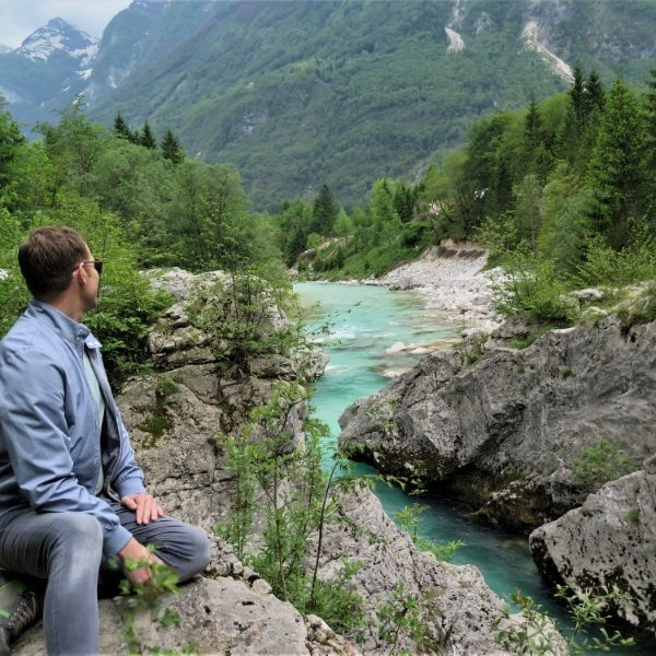 Socakloof in Slovenie herfstvakantie