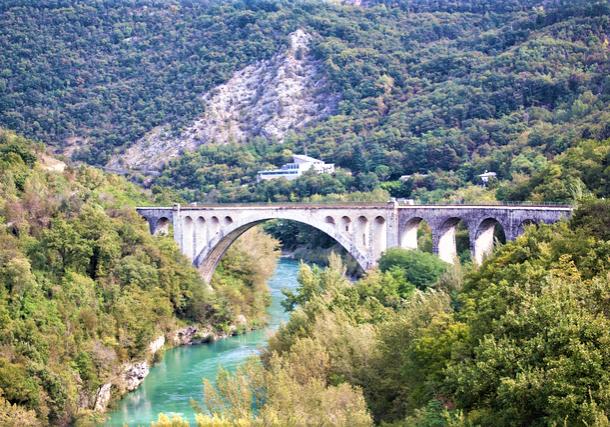 fiestvakantie Slovenie west tussen Soca vallei en Brda