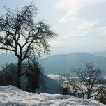 winter, slovenie, wandelen, bron Mijn Slovenie